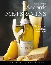 Odile Pontillo - Accords mets-vins.