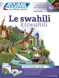 Odile Racine - Le swahili superpack - 1 livre + 1 clé USB. 3 CD audio