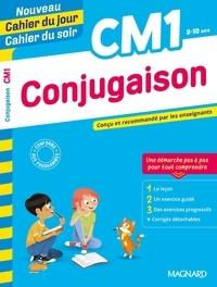 Odile Séménadisse - Cahier du jour/Cahier du soir Conjugaison CM1.