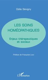 LES SOINS HOMEOPATHIQUES. Enjeux thérapeutiques et sociaux.pdf