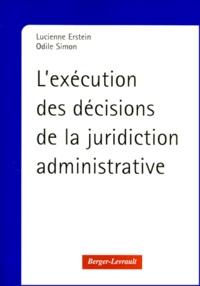 Feriasdhiver.fr L'exécution des décisions de la juridiction administrative Image