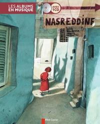 Odile Weulersse - Nasreddine. 1 CD audio