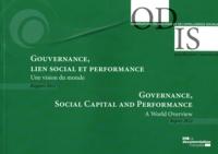 ODIS - Gouvernance, lien social et performance : une vision du monde - Rapport 2012.