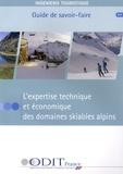 ODIT France - L'expertise technique et économique des domaines skiables alpins.