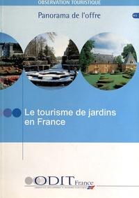 ODIT France - Le tourisme de jardins en France.