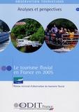 ODIT France - Le tourisme fluvial en France 2005.