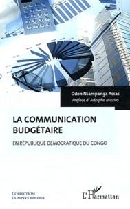 Histoiresdenlire.be La communication budgétaire en République démocratique du Congo Image