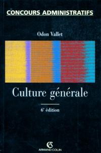 CULTURE GENERALE. 6ème édition 1997.pdf