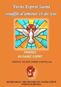 Oeuvres du Sacré-Coeur - Viens esprit saint ! - Souffle d'amour et de vie.