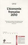 OFCE - L'économie française 2010.