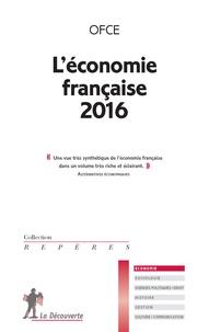 OFCE - L'économie française 2016.