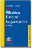 Öffentliche Finanzen: Ausgabenpolitik.