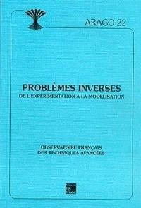 Ofta - Problèmes inverses - De l'expérimentation à la modélisation.