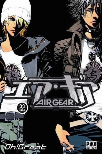 Air Gear T22 - 9782811624965 - 4,49 €