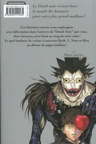 Death Note. Short Stories