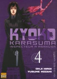 Ohji Hiroi et Yûsuke Kozaki - Kyoko Karasuma Tome 4 : .
