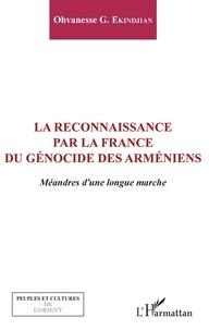 Histoiresdenlire.be La reconnaissance par la France du génocide arménien - Méandres d'une longue marche Image