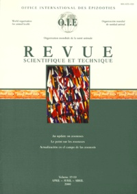 Revue scientifique et technique N° 19 (1), Avril 200.pdf