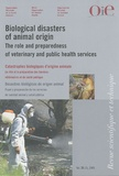 Martin Hugh-Jones - Revue scientifique et technique N° 25 (1), Avril 200 : Catastrophes biologiques d'origine animale - Le rôle et la préparation des services vétérinaires et de santé publique.