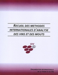 Goodtastepolice.fr Recueil des méthodes internationales d'analyse des vins et des moûts en 2 volumes Image