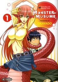 Okayado - Monster Musume Tome 1 : .