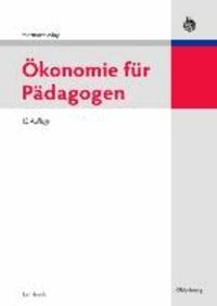 Ökonomie für Pädagogen.