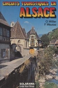Oksana Willer et Fernand Woutaz - Circuits touristiques en Alsace.
