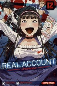 Okushou et Shizumu Watanabe - Real Account Tome 12 : .