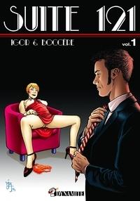 Olaf Boccère et  Igor - Suite 121 Tome 1 : .