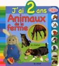 Olala Books - J'ai 2 ans - Animaux de la ferme.