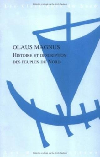 Olaus Magnus - Histoire et description des peuples du Nord.