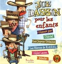 Oldelaf et  Les Joyeux urbains - Joe Dassin pour les enfants. 1 CD audio