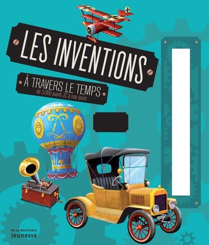 Oldrich Ruzicka et Silvie Sanza - Les inventions à travers le temps.