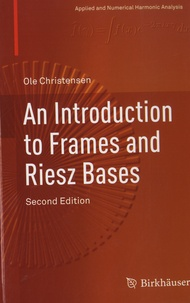 Goodtastepolice.fr An Introduction to Frames and Riesz Bases Image