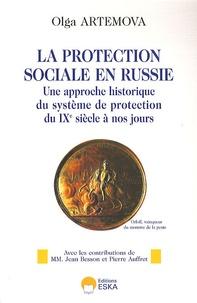 Galabria.be La protection sociale en Russie - Une approche historique du système de protection du IXe siècle à nos jours Image