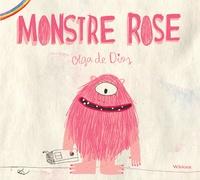 Olga De Dios - Monstre rose.