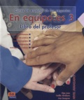 Olga Juan Lazaro et Maria Cecilia Ainciburu - Curso de espanol de los negocios, En equipo.es 3 - Libro del profesor, Nivel avanzado: B2.