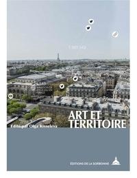 Olga Kisseleva - Art et territoire - Quartiers d'artistes : l'art comme outil de transformation du territoire.