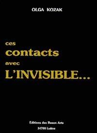 Histoiresdenlire.be Ces contacts avec l'invisible Image