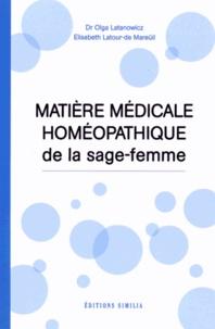 Ucareoutplacement.be Matière médicale homéopathique de la sage-femme Image