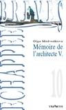 Olga Medvedkova - Mémoire de l'architecte V..