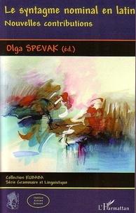 Le syntagme nominal en latin - Nouvelles contributions.pdf
