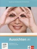 Olga Swerlowa et Sylvia Klötzer - Aussichten - A1. 1 DVD + 1 CD audio