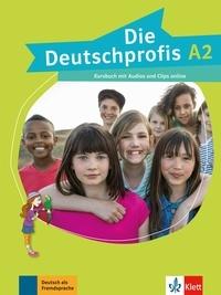 Corridashivernales.be Die Deutschprofis A2 - Kursbuch mit Audios und Clips online Image