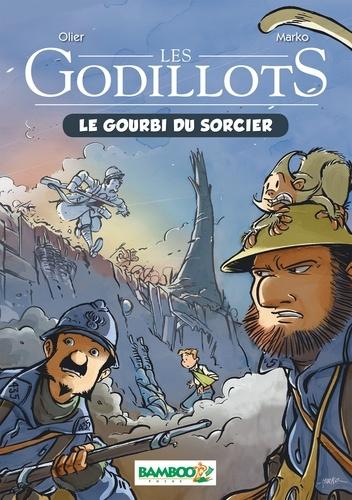 Les Godillots Tome 1 Le gourbi du sorcier