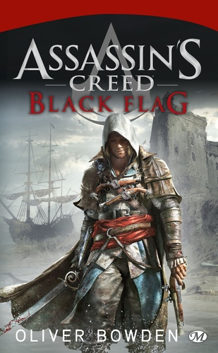 Assassin's Creed Tome 6 - Black Flag - 9782820512710 - 5,99 €