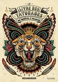 Le livre des tatouages - 100 modèles à colorier.pdf