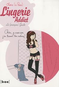Olivia à Paris - Lingerie addict.