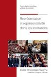 Olivia Bui-Xuan - Représentation et représentativité dans les institutions.