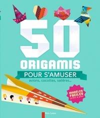 Deedr.fr 50 origamis pour s'amuser - Avions, cocottes, salières... Image